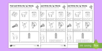 Find and Write the ey Words Differentiated Activity Sheets  - Phonics activity, phase 5, letters and sounds, ey sound, find the sound, sort the pictures, write th