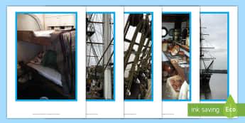Dunbrody Famine Ship Display Photos - Emigration, Coffin Ships, Death, Disease, Blight,Irish