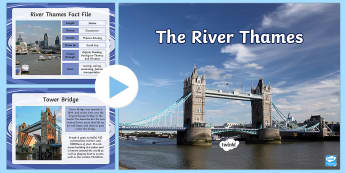 The River Thames PowerPoint