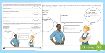 Truth vs. Lie Worksheet / Activity Sheets