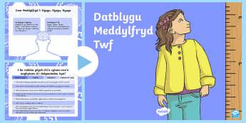 Pŵerbwynt Meddylfryd Twf - Meddylfryd Twf, Growth Mindset, Meddylfryd, Mindset, pwerbwynt, Cyflwyniad, introduction,Welsh