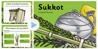 Sukkot Assembly Presentation - sukkot, assembly, presentation