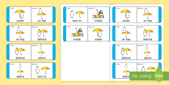Penguin Position Loop Cards - Lost and Found, Oliver Jeffers, polar regions, penguin, boat, position, positional language, maths,