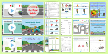 Beep Beep Day Resource Pack - Requests KS1,Irish, walk to school, display, activities