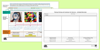 Thinking Critically and Creatively Individual Observation Template - EYFS Assessment Resources, assessment, coel, characteristics of effective learning, indvidual, obser