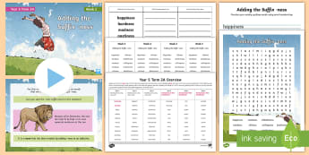 Year 5 Term 2A Week 2 Spelling Pack - Spelling Lists, Word Lists, Spring Term, List Pack, SPaG