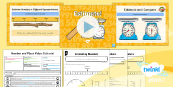 PlanIt Maths Y3 Number and Place Value Lesson Pack Different Representations (3)