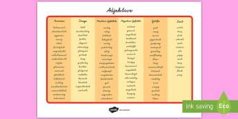 Adjektive Wortschatz: Querformat-German - Grammatik, Wortschatz, Adjektiv,  schreiben, lesen, Text verfassen,German