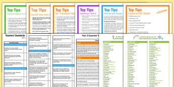 Teaching in Y2 Guidance Pack