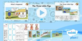 PlanIt Maths Y1 Measurement Lesson Pack Sequencing Events in Chronological Order (3)