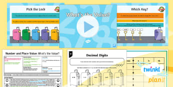 PlanIt Maths Y5 Number and Place Value Lesson Pack Place Value (4)
