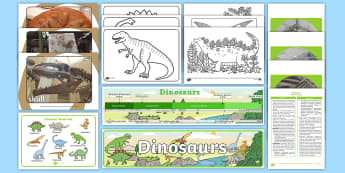 The Mesozoic Era Resource Pack - History Club, Mesozoic Era, Ideas, Support, Life long learning, Elderly Care, Care Homes, Activity C