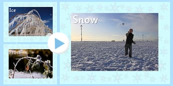 Winter Photo PowerPoint - powerpoint, interactive, interactive powerpoint, winter powerpoint, winter photo, winter photos, photos, slide show, slideshow, pictures, images, winter images, winter pictures, discussion, activities, winter discussion aid,