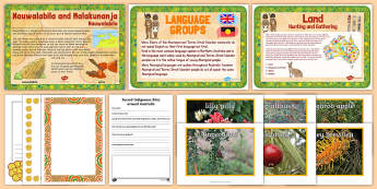 Aboriginal and Torres Strait Islander Activity Pack - Australian History Resources Aboriginal and Torres Strait Islander Peoples to Country/Place,Australi