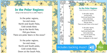 In the Polar Regions Song