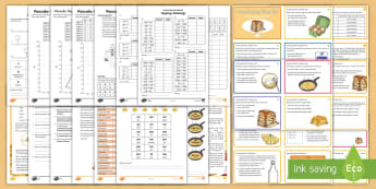 LKS2 Pancake Day Resource Pack - Pancake day activities, shrove tuesday, christian traditions, RE celebrations, victorian traditions,