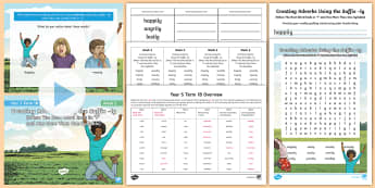 Year 3 Term 1B Week 2 Spelling Pack - Spelling Lists, Word Lists, Autumn Term, List Pack, SPaG