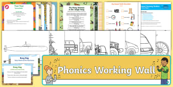 Childminder Phase 1 Phonics: Environmental Sounds EYFS Resource Pack - Aspect 1, General Sound Discrimination, letters and sounds, sound walk, hear