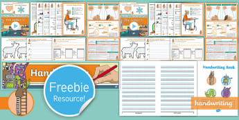 Free KS2 Twinkl Handwriting Taster Resource Pack - freebie, sample, bumper, writing, scheme, handwriting, nelson, letterjoin, penpals, handwriting intervention