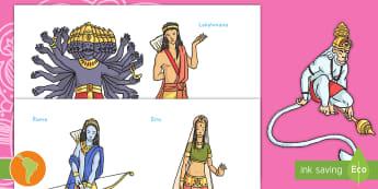 Marionetas de palo: Diwali - Marionetas, marionetas de palo, diwalli, dwali, dawali, devali, dewali, divali, diwail, diwlai, diwa