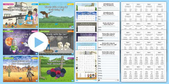 Year 3 Term 1A Bumper Spelling Pack - spag, gps, spelling lists, word lists, spell