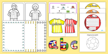 Football Resource Pack - Football, sport, reminiscence, ideas, men's club, activity, support, elderly care, care homes, inte