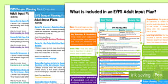 EYFS Life Cycle of a Butterfly Bumper Planning Pack Overview - EYFS, Early Years planning, adult led, Life Cycle of a Butterfly, minibeasts, caterpillar, butterfly