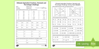 Fabulous Ks2 Converting Fractions To Decimals Primary Resources Download Free Architecture Designs Pushbritishbridgeorg