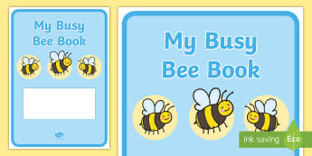Busy Bee Book Cover - Busy Bee Book Cover - busy bee, bok cover, bookcover, bees, bee, book covre, cvoer, buzy bee, buzy,