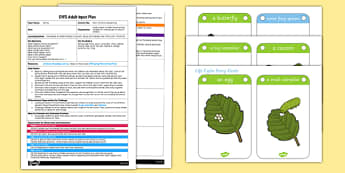 New Life Story Sequencing EYFS Adult Input Plan and Resource Pack - EYFS, Early Years planning, adult led, spring, life cycle, animals, Understanding the World, UtW