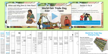 UK World Fair Trade Day Activity Pack - UK World Fairtrade Day (13.5.17), International Fair Trade Day, KS2, Key Stage Two, Key Stage 2, ent