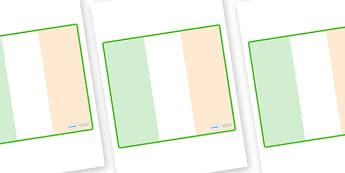 Ireland Themed Editable Classroom Area Display Sign - Themed Classroom Area Signs, KS1, Banner, Foundation Stage Area Signs, Classroom labels, Area labels, Area Signs, Classroom Areas, Poster, Display, Areas