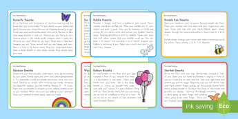 Mindful Minute Brain-Break Cards - Mindfulness in the classroom mindfulness activities, mindfulness teaching resources, meditation, bre