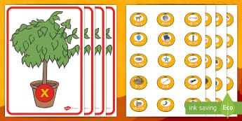 Chinese New Year Tangerines Phase 3 Phonics Game - EYFS, early years, kS1, key stage 1, chinese new year, tangerines, chinese new year food, phonics, l