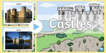 Castle Photo PowerPoint - castle, photo powerpoint, castle photos, powerpoint, castle powerpoint, castle images, display images, image powerpoint