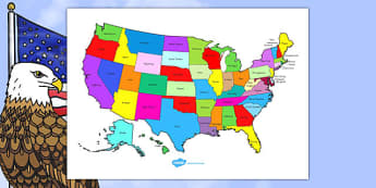 USA Display Poster - usa, america, display poster, display, poster, united states