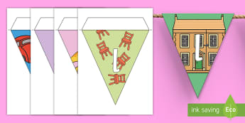 new small world area display bunting small world bunting small world area