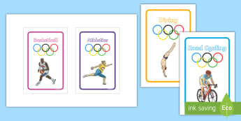 The Olympics Groups IKEA Tolsby Frame - The Olympics Groups IKEA Tolsby Frame -  Olympics, Olympic Games, sports, Olympic, London, group sig