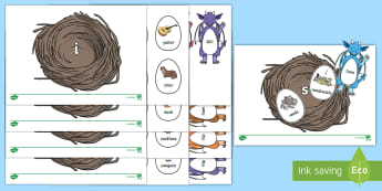 Phase 2 Dragon Eggs Phonics Game - Fantasy Creatures, Mythical Beasts, Castles, Knights, St George, Letters And Sounds, Phonics, Phase