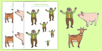 A Special Outing Size Ordering - a special outing, my gumpy's outing, size ordering