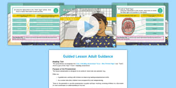 Year 4 Term 1 Non-Fiction Reading Assessment Guided Lesson Teaching Pack - KS2, read, assessment, guidance, assess, comprehension, SATs