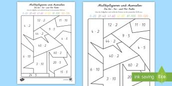 Klassenarbeiten und Tests Übungsaufgaben Primary