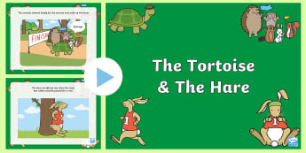 Story Books The Tortoise And The Hare Early Years Eyfs Storybo