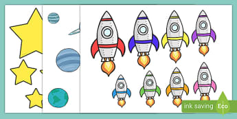 Space Themed Games And Activities To Play At Home