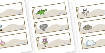 Giraffe Themed Editable Drawer-Peg-Name Labels - Themed Classroom Label Templates, Resource Labels, Name Labels, Editable Labels, Drawer Labels, Coat Peg Labels, Peg Label, KS1 Labels, Foundation Labels, Foundation Stage Labels, Teaching Labels