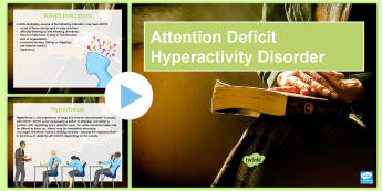 How to Manage ADHD in the KS3 and KS4 Classroom PowerPoint - SEN Friendly Classrooms in Key Stage 3, ADHD, ADD, SEN, training