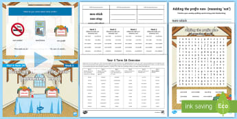 Year 4 Term 3A Week 5 Spelling Pack - y4, spelling test, look say cover write check, spelling rules, activities