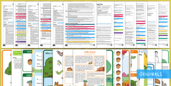 EYFS Little Acorns Adult Input Planning and Resource Pack - EYFS, Early Years Planning, Adult Led, Little Acorns, Twinkl Originals, Twinkl Fiction, Autumn, Seas