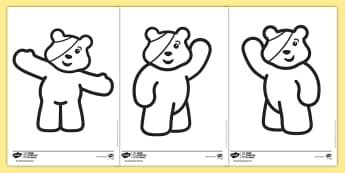 Pudsey Bear Fundraising Resources