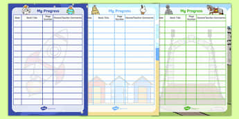 Reading Record Teacher and Parent Notes Sheets - reading record, teacher, parent, notes